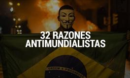 32 razones antimundialistas