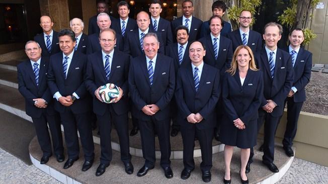 Grupo de Estudios Técnicos de la FIFA le dio el Balón de Oro a Messi