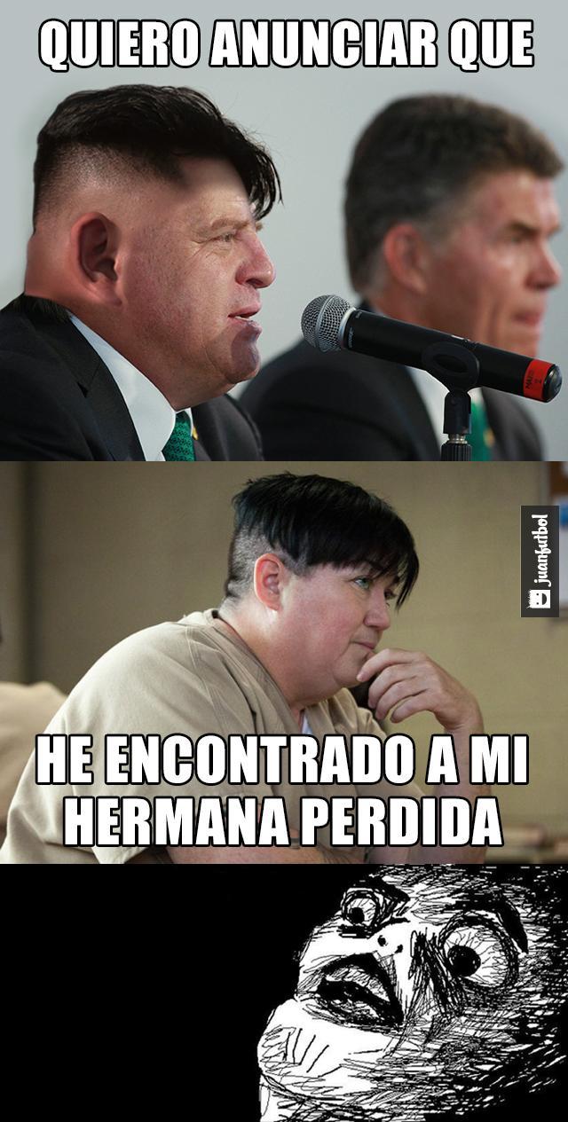 El Meme de Miguel Herrera como Orange is the New Black