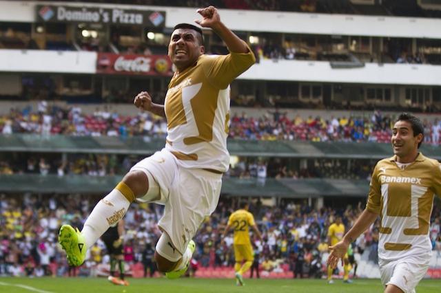 Ludueña gol al América
