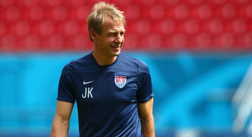Jürgen Klinsmann realizó su primera convocatoria post-mundialista