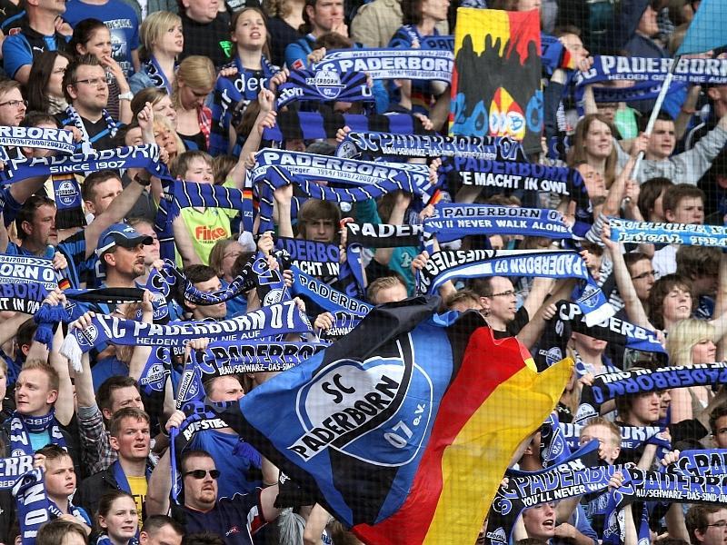 El Paderborn está haciendo historia en la Bundesliga