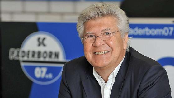 Wilfried Finke, Presidente de Paderborn
