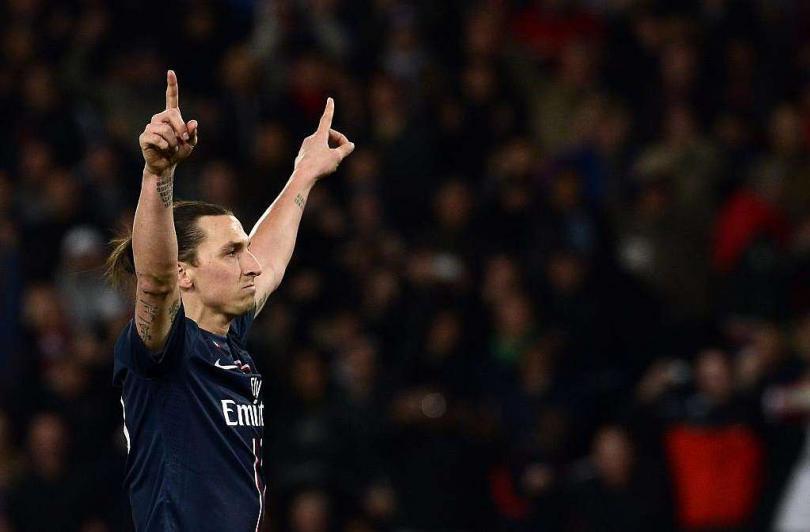 Zlatan Ibrahimovic cumple 33 años y el Toulouse decidió compartir un regalo con uno de sus más grandes rivales.