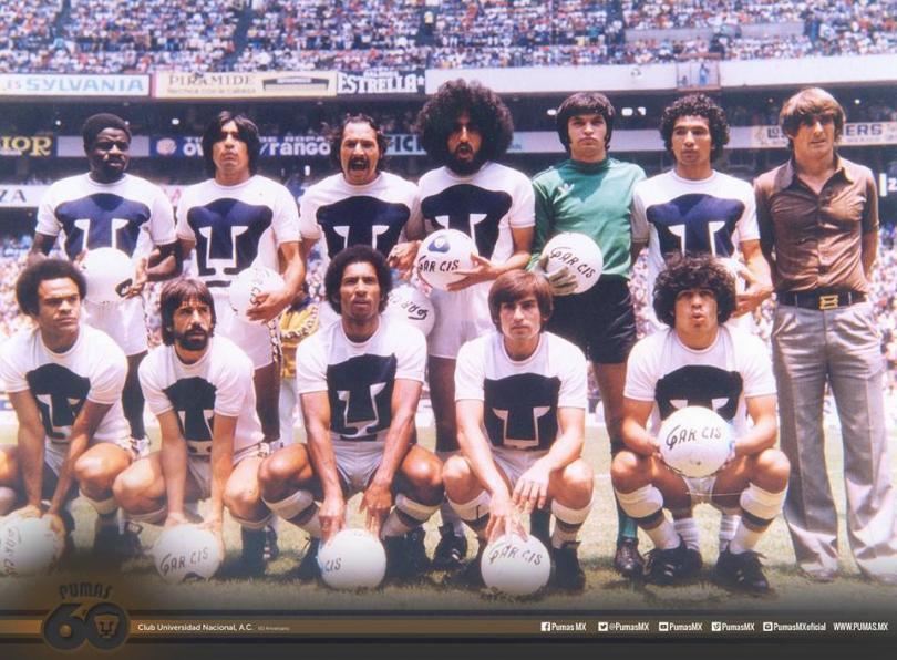 Pumas en el Estadio Azteca