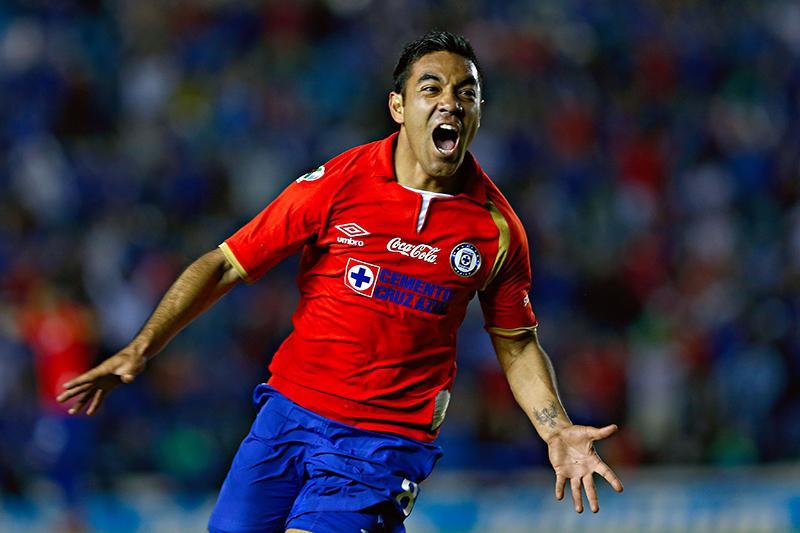 Un gol de Marco Fabián está nominado al Premio Puskás