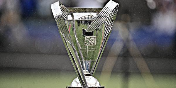 La MLS Cup 2014 que disputan el LA Galaxy y el New England Revolution