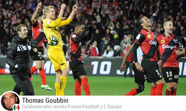 Guingamp, el rival que derrotó al PSG