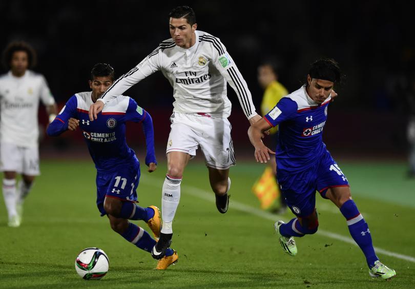 Real Madrid vs Cruz Azul