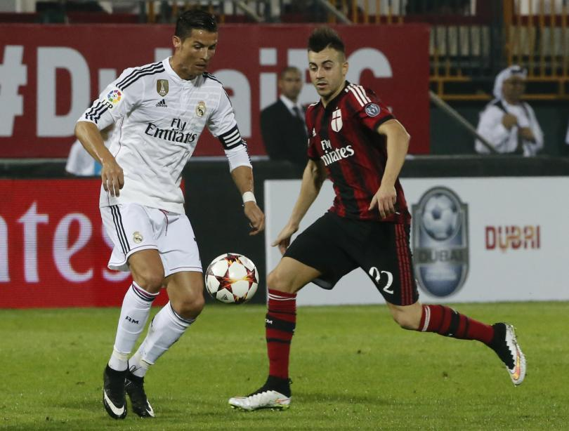 Real Madrid vs. Milan