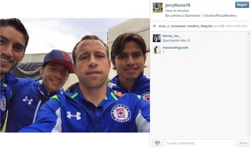 Cruz Azul va en camino a Querétaro para enfrentar a Gallos