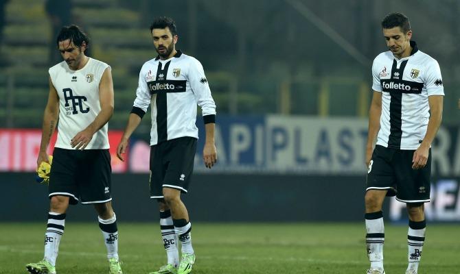 El Parma vive en crisis financiera