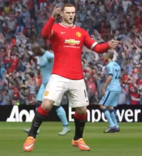 Rooney tuvo una gran actuación en la Premier League.