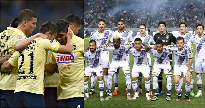 Club America= LA Galaxy