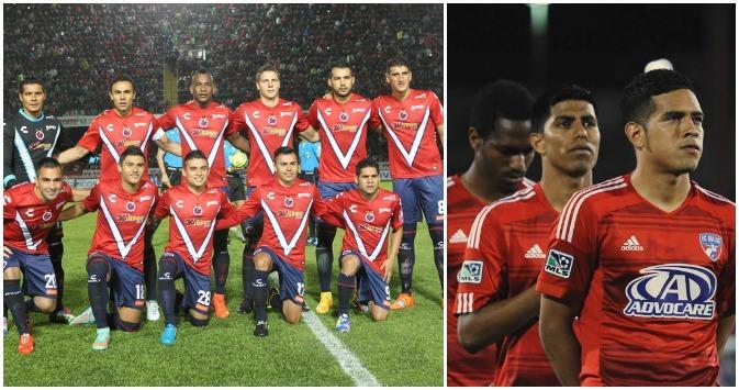 Veracruz= FC Dallas