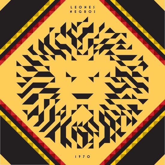 Escudo de Leones Negros por James Campbell Taylor