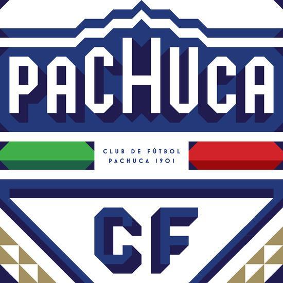 Escudo de Pachuca por James Campbell Taylor