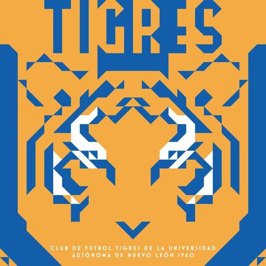Escudo de Tigres por James Campbell Taylor
