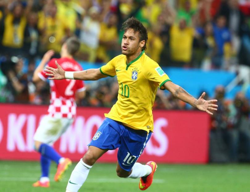 Neymar aceptó que Dunga hizo bien al no convocarlo para jugar el Mundial Sudáfrica 2010