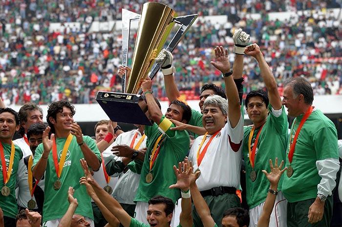 Mexico Copa Oro 2003