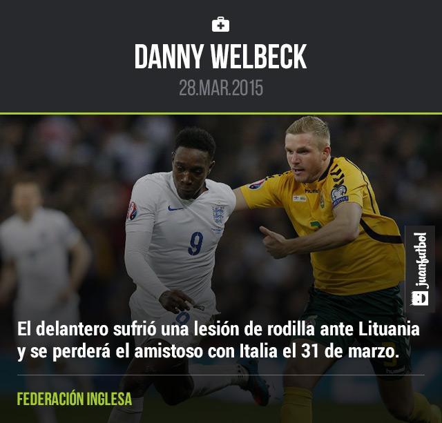 Danny Welbeck