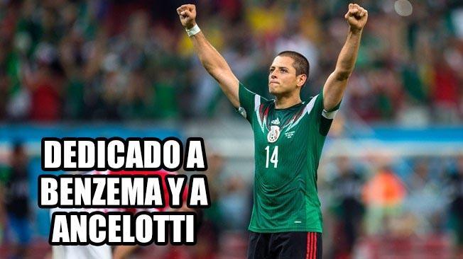 Los memes del México-Ecuador