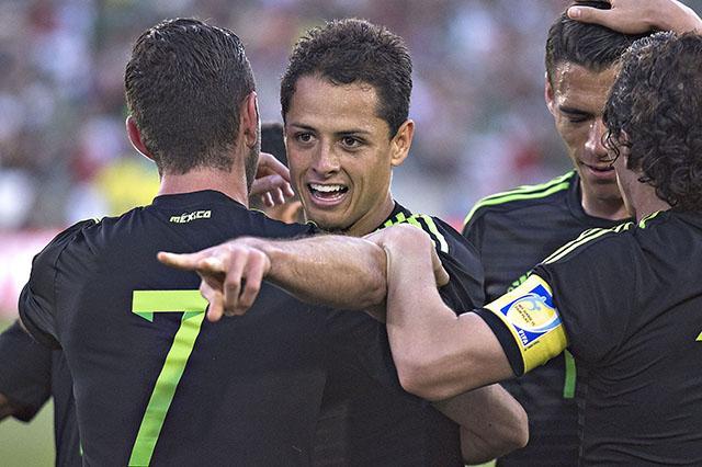 Javier Chicharito Hernández segundo goleador histórico de la Selección Mexicana