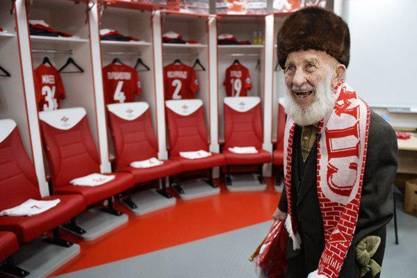Aficionado del Spartak