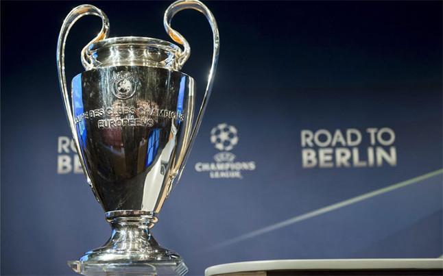 Admiten manipulación en el primer sorteo de la Champions League