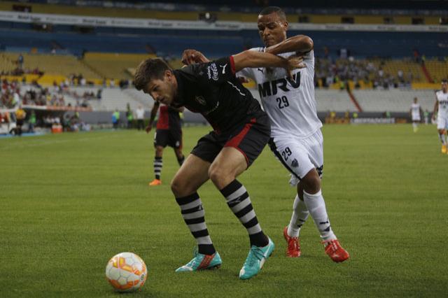 Atlas necesita golear en Colombia para seguir vivo en Libertadores