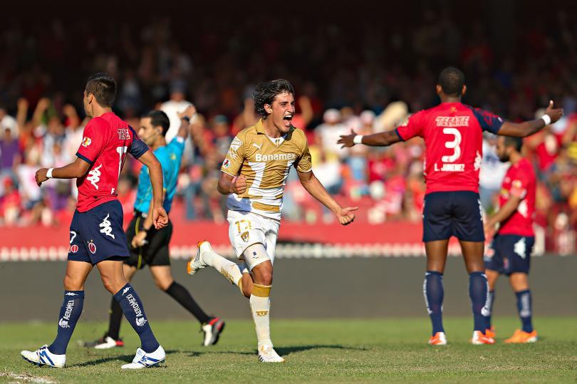 Pumas descendió al Veracruz en el Clausura 2008