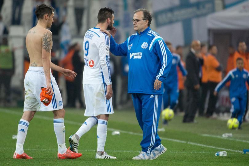 Cayó el Olympique Marseille