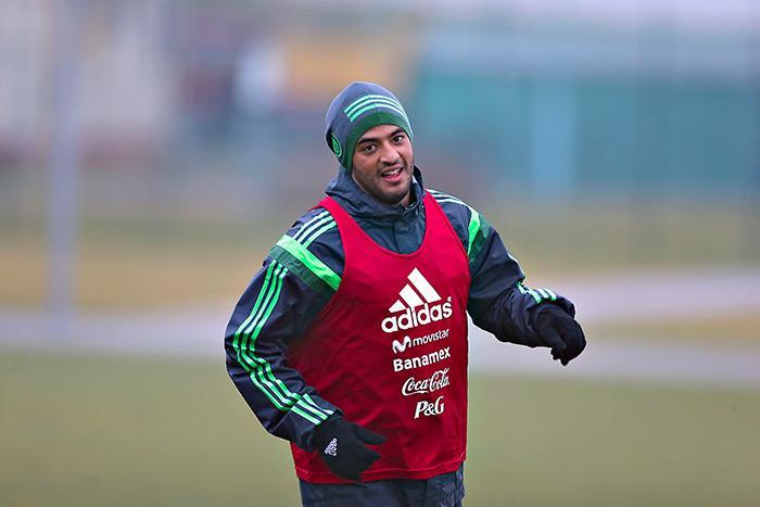 Carlos Vela jugó con Arsenal y West Brom