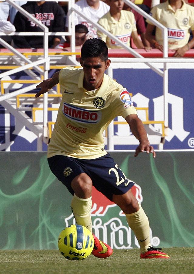 José Madueña tiene poca experiencia jugando en Primera División.