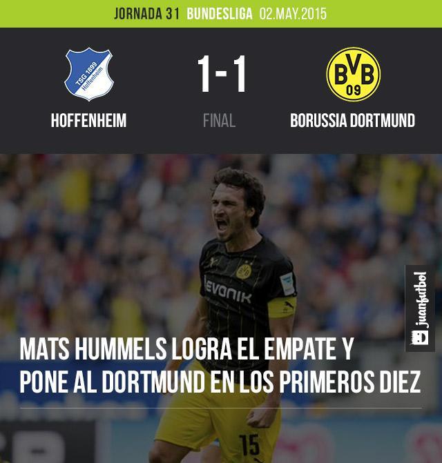 Mats Hummels, Borussia Dortmund