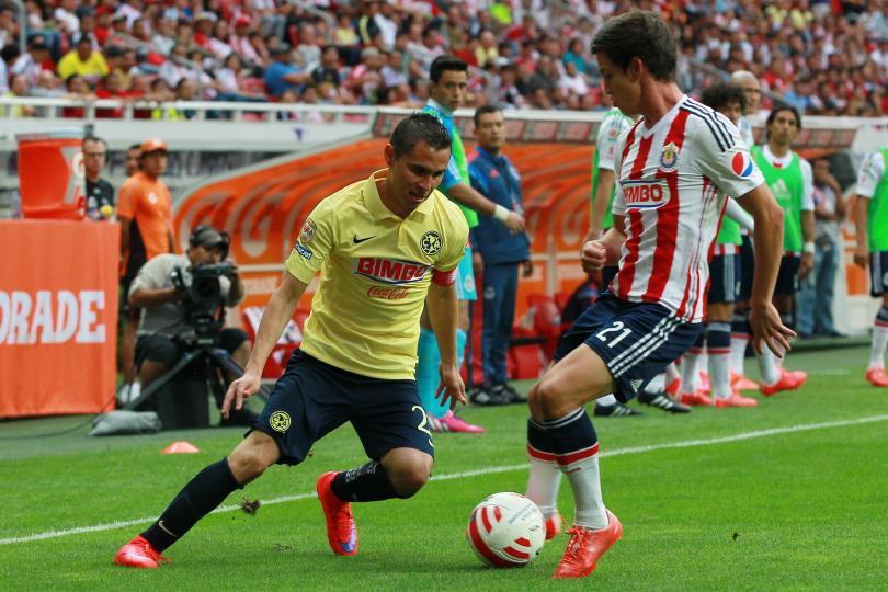 Chivas y AMérica se podrían enfrentar en Cuartos de Final de acabar el torneo hoy.