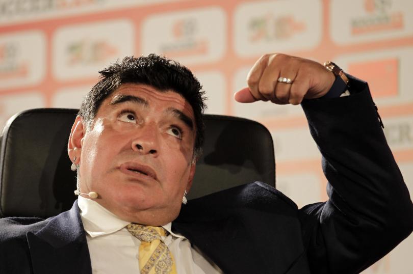 Maradona: 'Los arqueros temen a CR7, no a Messi'