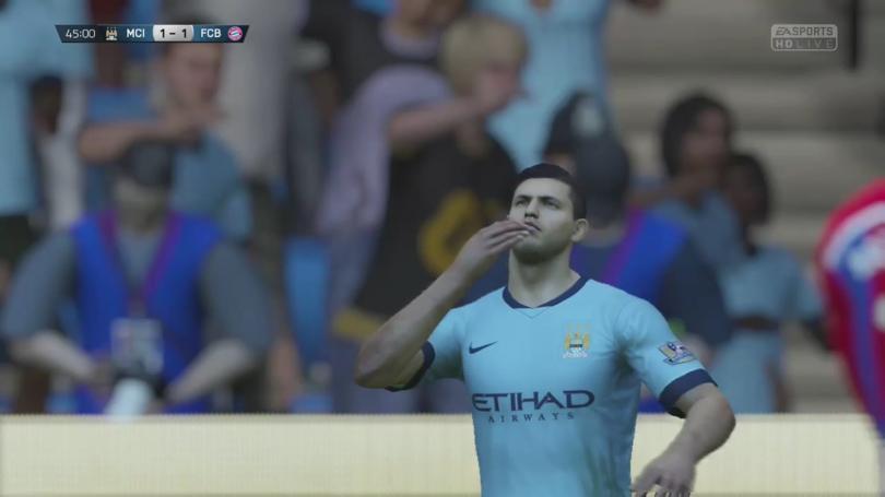 El argentino marcó un hattrick ant el QPR.