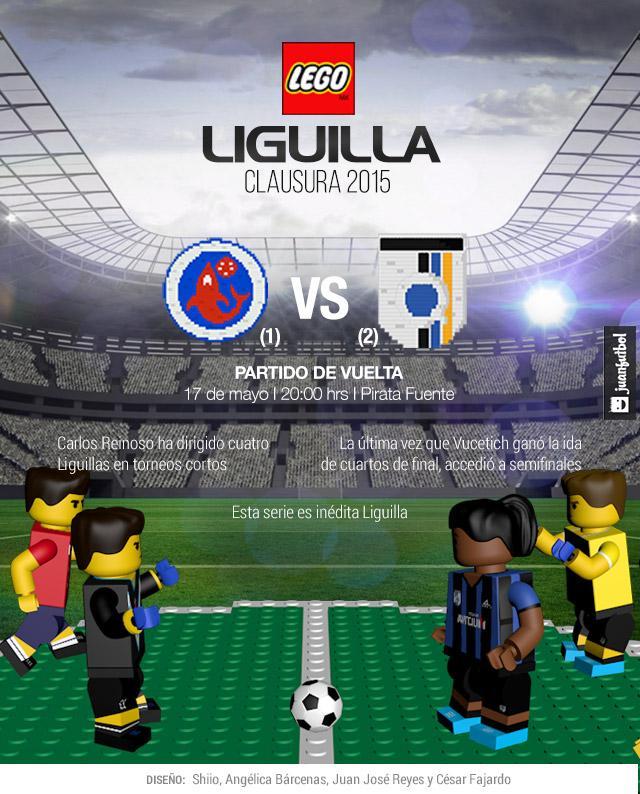 Previa del encuentro entre Veracruz y Querétaro en la Liguilla: Lego MX