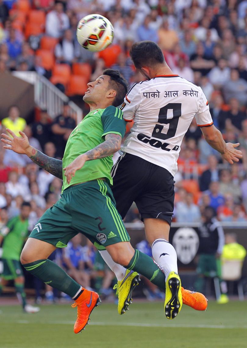 Valencia puso los nombres de sus jugadores en nepalí