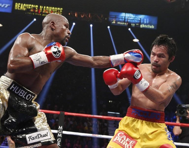 Los 10 boxeadores más ricos del planeta