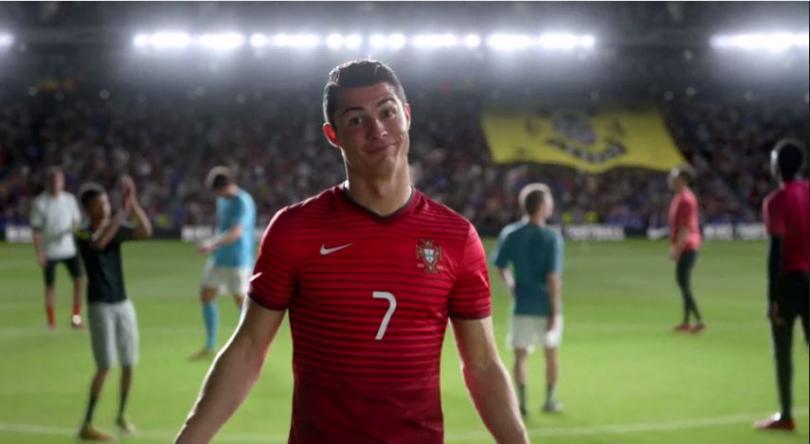 Messi y Cristiano compiten por el mejor comercial de Youtube