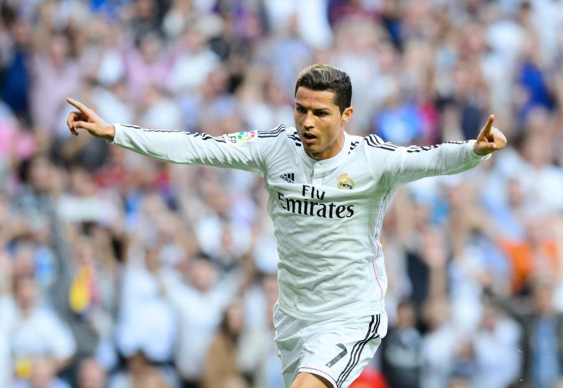 Cristiano Ronaldo encabeza la lista de los mejores 10 goles de la Champions League
