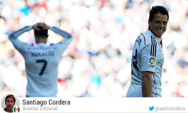 Chicharito fue ofrecido al Atlético, pero los colchoneros desecharon el fichaje