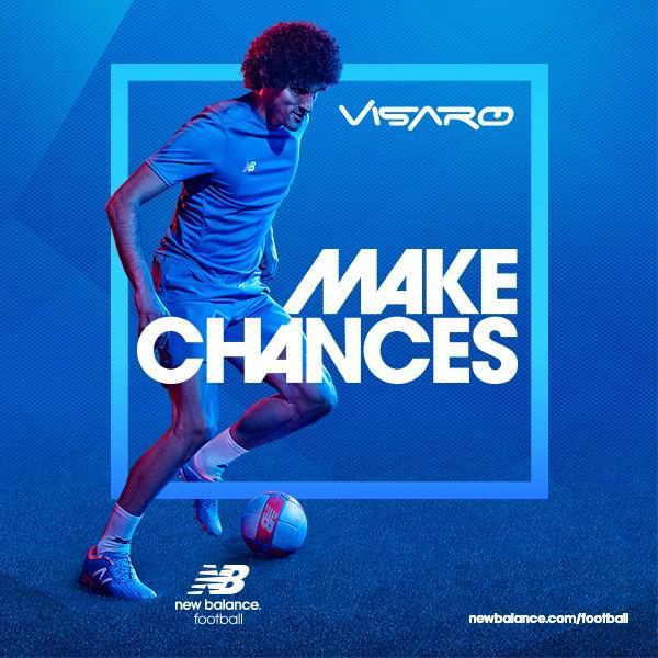New Balance lanza Visaro, nuevo botín de la marca