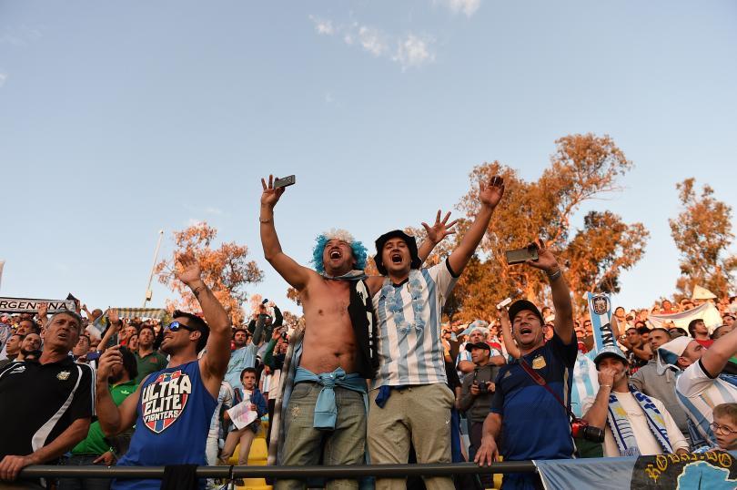 Afición Argentina lidera en turismo de la Copa América