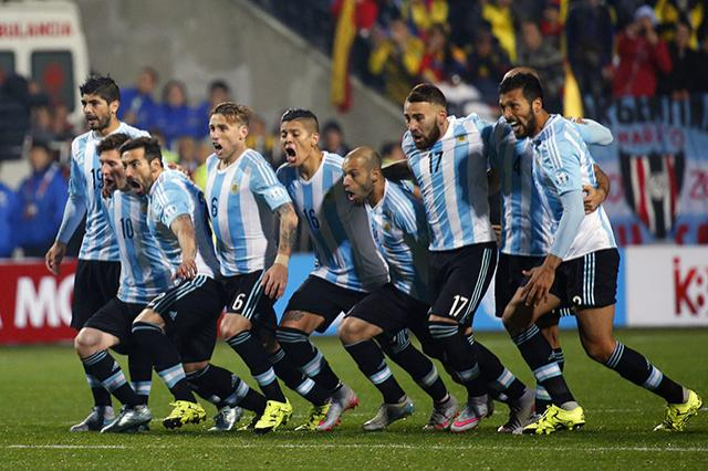 Argentina es semifinalista