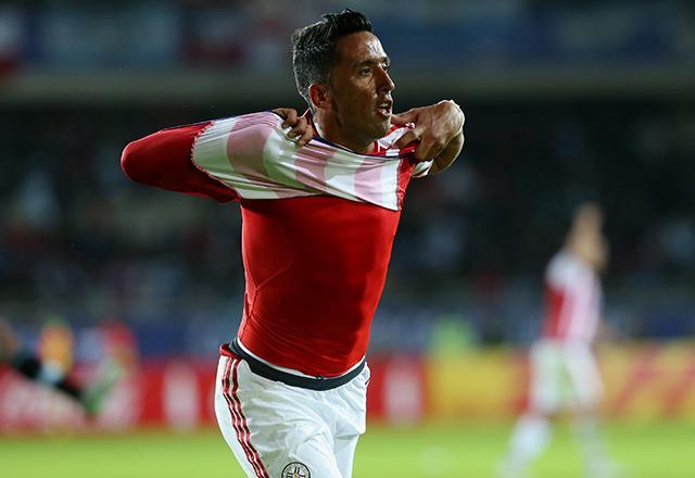 Paraguay es semifinalista