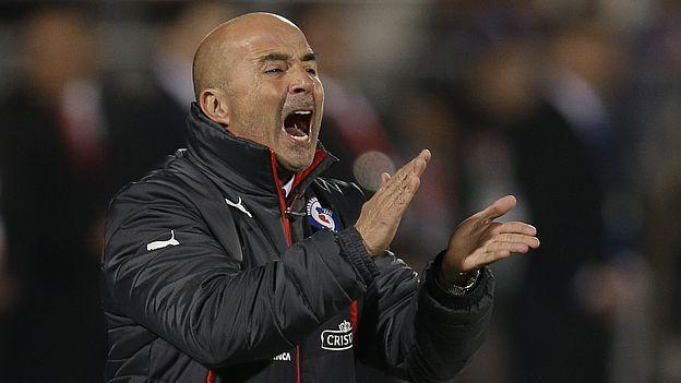 Sampaoli se toma con calma la calificación a la final de Copa América