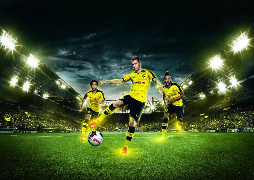 Borussia Dortmundo presenta el uniforme de local para la próxima temporada